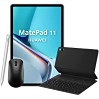 "HUAWEI MatePad 11 con M-Pencil, Teclado, ratón – Pantalla 11"", resolución 2.5K, fullview 120Hz, 6GB RAM, 128GB ROM…"
