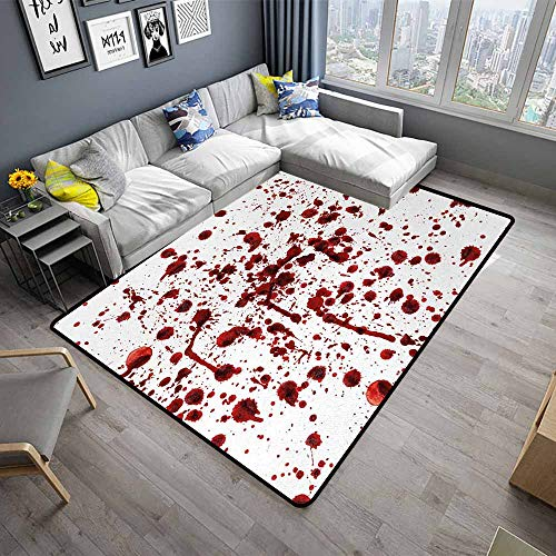 Horror,Floor Mat Entrance Doormat 60