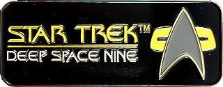 Star Trek Deep Space 9 Logo - exklusiver Sammler Collectors Pin - Star Trek - neu - offiziell lizenziert