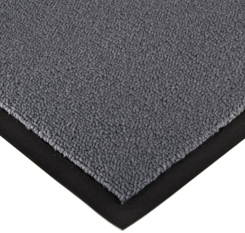 Notrax 141 Ovation Entrance Mat, for Main Entranceways and Heavy Traffic Areas, 3' Width x 6' Length x 5/16