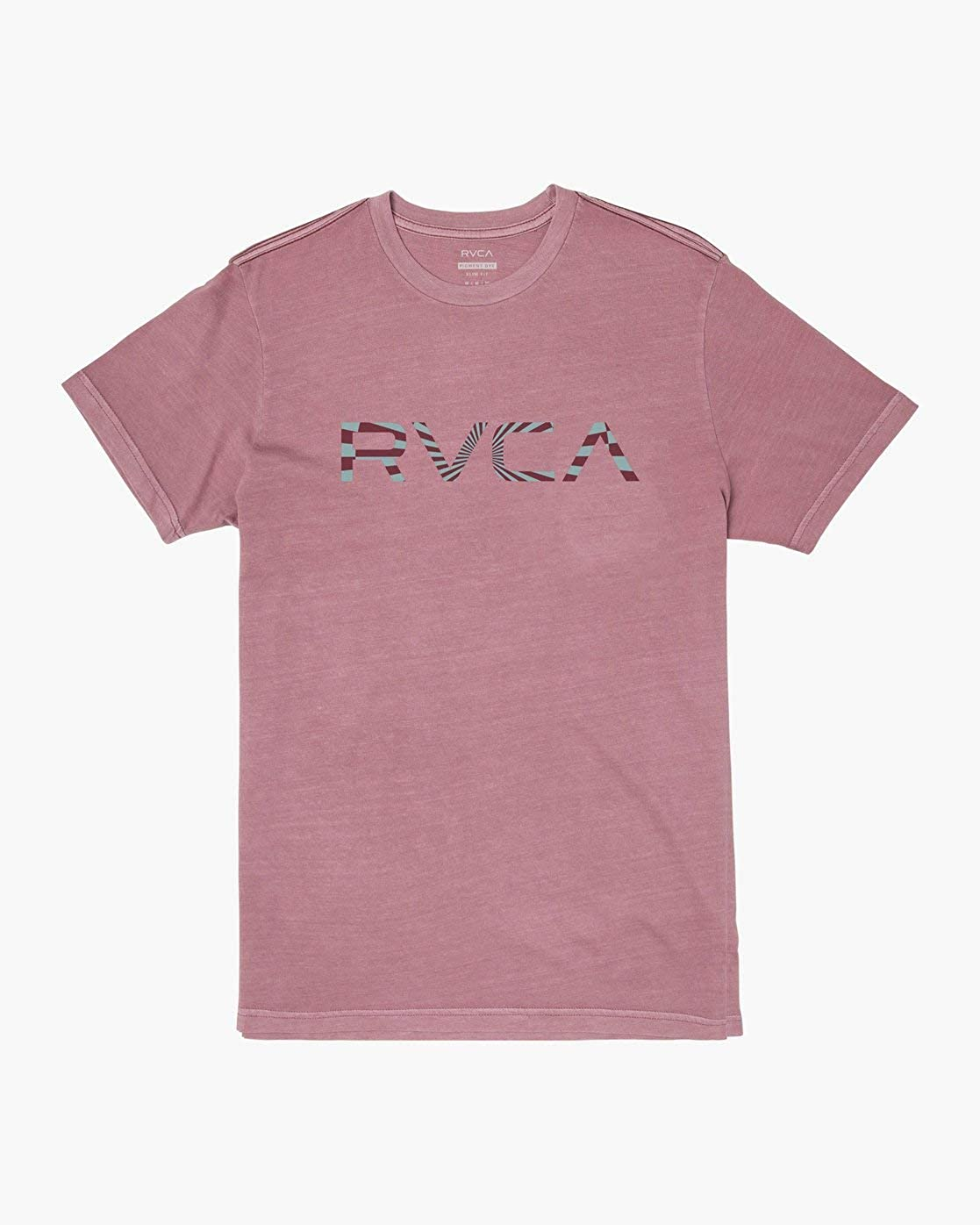 RVCA Mens Big Mayday Short Sleeve T-Shirt