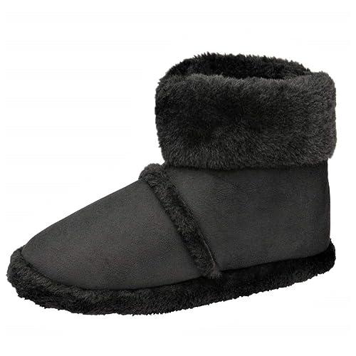 Dunlop Benjamin Hombre Zapatillas/Botas (antelina, Interior con de piel sintética, disponible en diferentes tamaños: Amazon.es: Zapatos y complementos