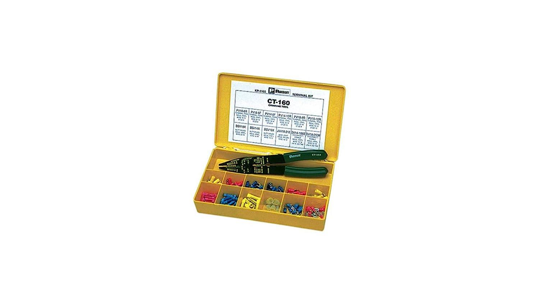 Panduit kp-1165y caja de plástico Terminal Kit: Amazon.es: Industria, empresas y ciencia