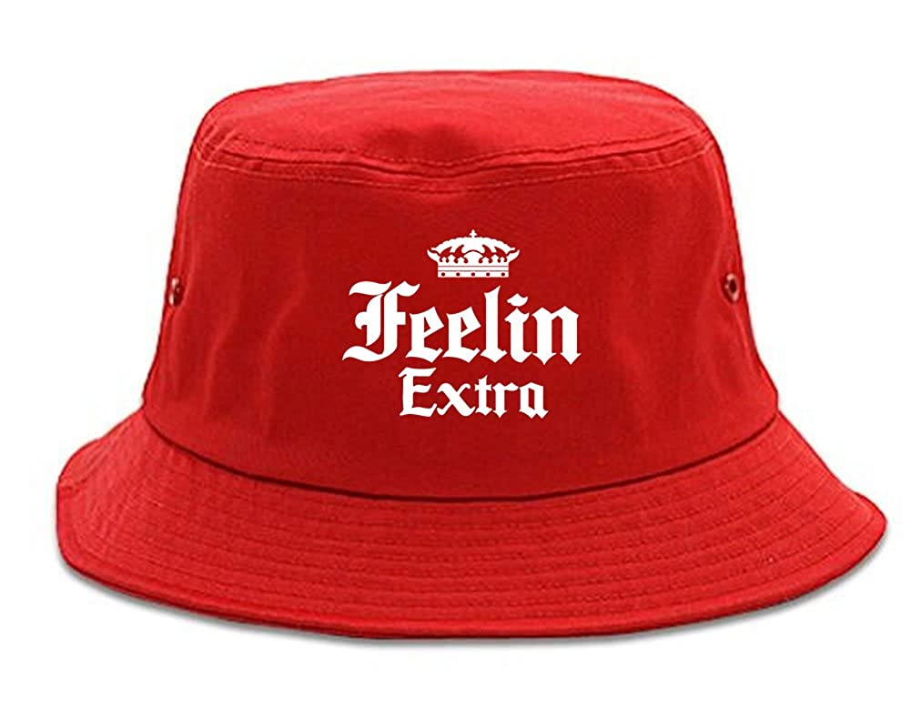 FASHIONISGREAT Feeling Extra Bucket Hat 1FIG3BULKBUCK-256