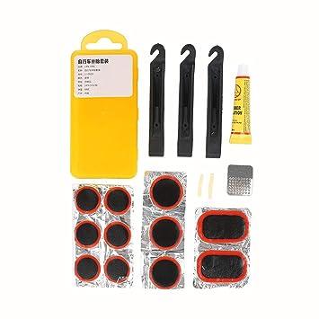 Amazon.com: Auntwhale - Kit de reparación de neumáticos para ...