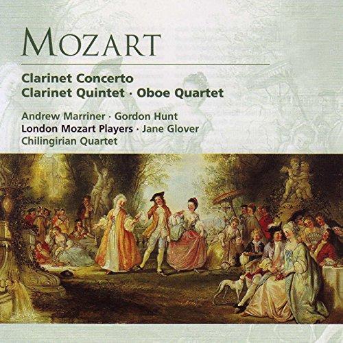 Mozart Clarinet Concerto & Qui.