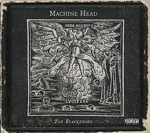 CD : Machine Head - The Blackening [Special Edition] [CD and DVD] (With DVD, Special Edition, 2 Disc)
