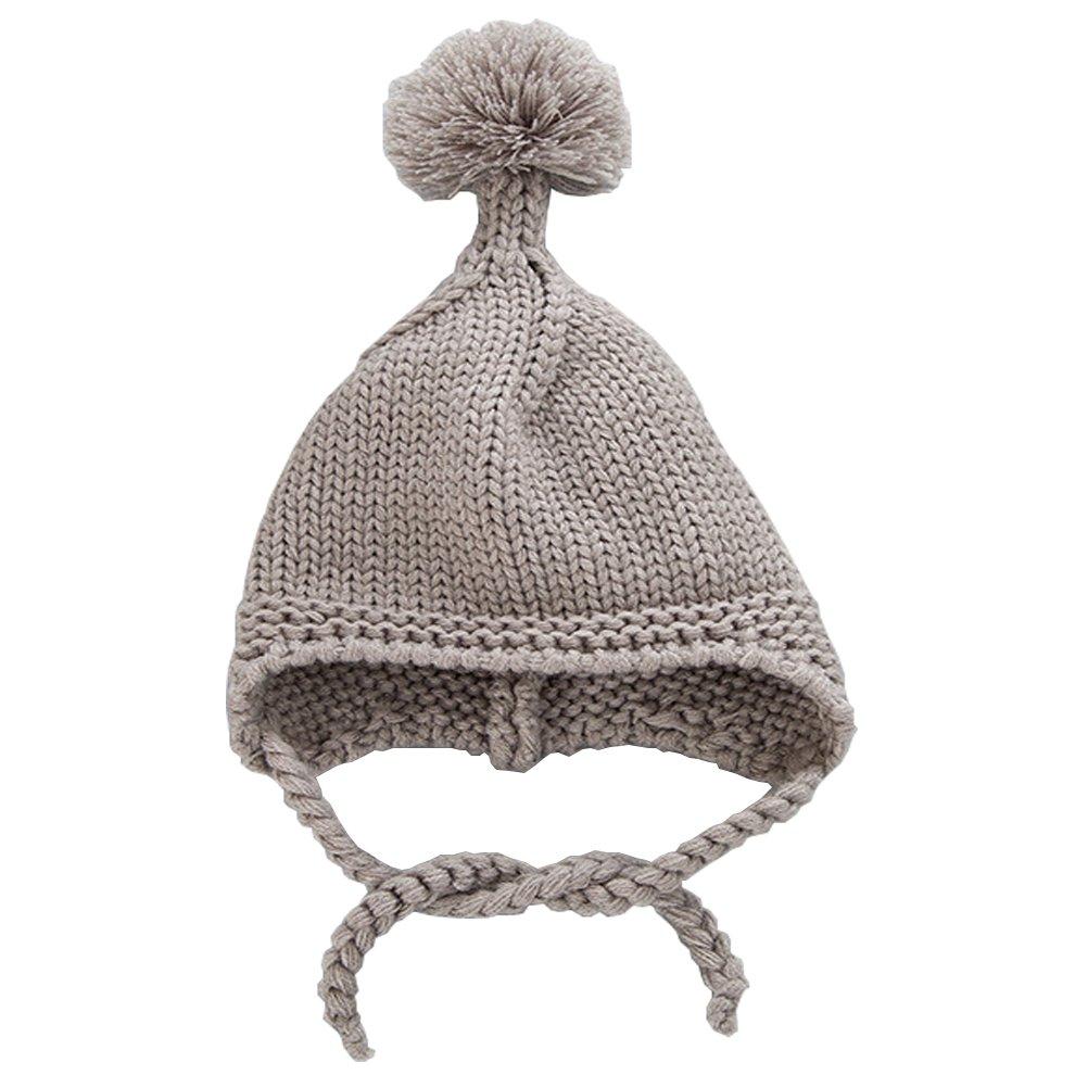 Chihom HAT ベビーボーイズ  02-grey B076G7WJ4R