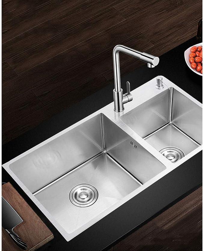 2 pi/èces /évier de cuisine /écran en acier inoxydable grille de cuisine en argent /évier filtre cuisine /égout filtre lavabo filtre salle de bains anti-blocage drain de plancher 6 tailles peuvent choisir