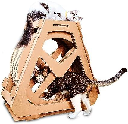 YTO Tabla de rascar para Gatos de Noria, Marco de Escalada ...