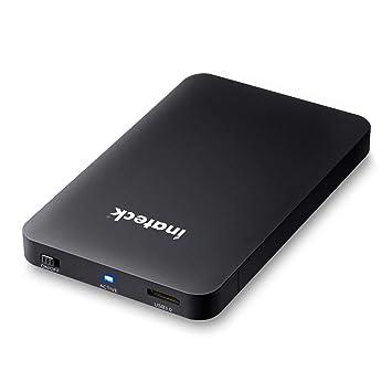 Amazon.com: Inateck USB 3.0 External Hard Drive Enclosure ...