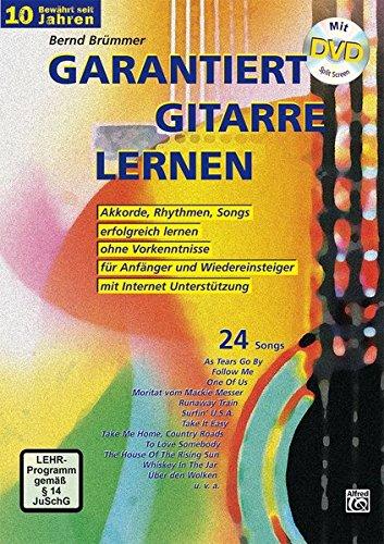 Garantiert Gitarre lernen (mit DVD) - Bewährt seit 10 Jahren!
