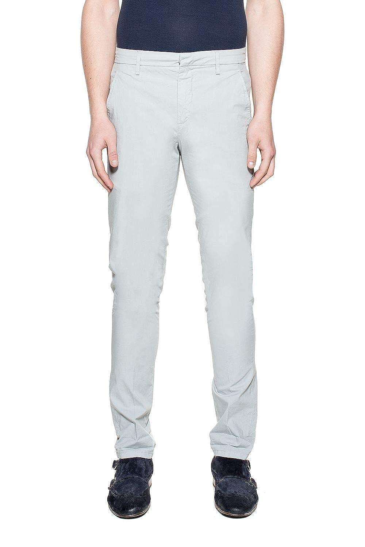 Dondup Mens UP235PS005UPTD904 Grey Cotton Pants