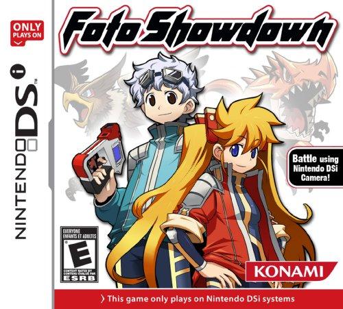 Free Foto Showdown - Nintendo DS