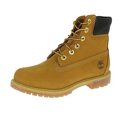 Timberland Womens Symbol 6 Zoll Premium Boot 10361 Weizen