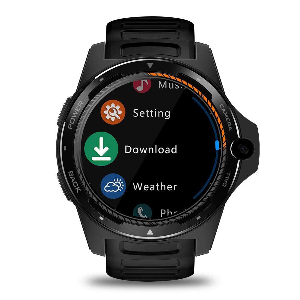 Amazon.com: Zopsc Dual System Dual-chip Smartwatch Bracelet ...
