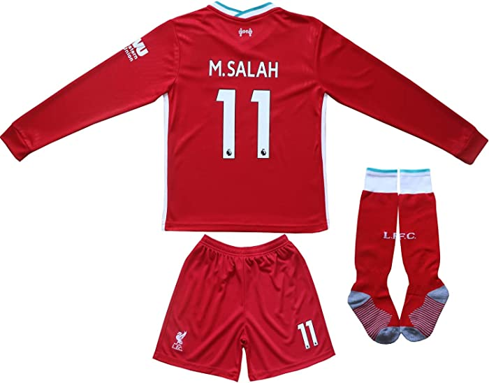 The Best Home Soccer Jersey And Shorts For Kids