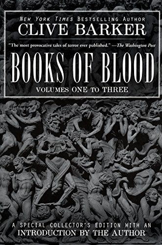 (Books of Blood, Vols. 1-3)