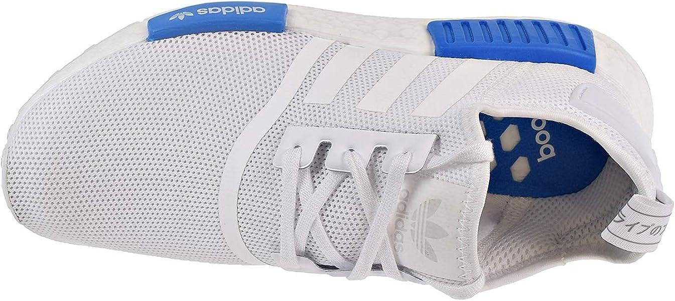 71e9a9304c4ce adidas Originals NMD R1 Shoe Junior s Casual White