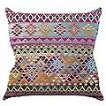 Kess InHouse Nika Martinez Tribal Native Indoor / Outdoor Throw Pillow from Kess in House.com