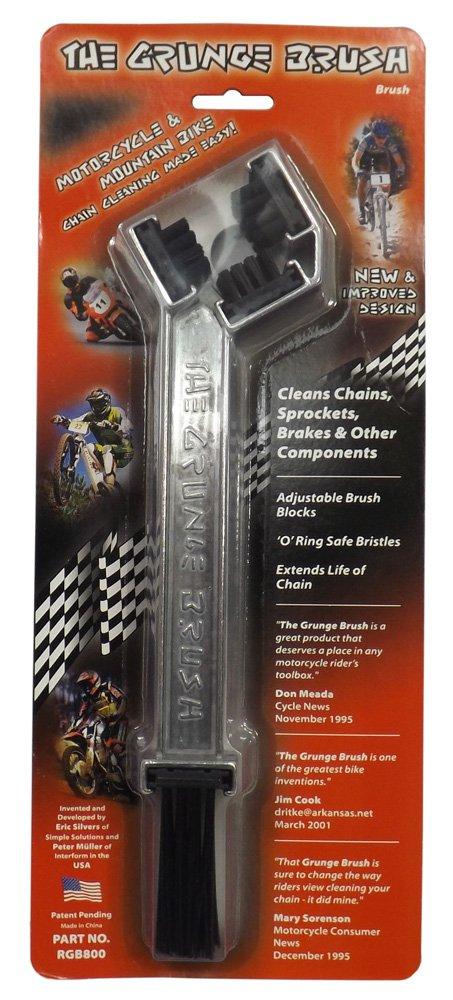 Simple Solutions AGB888 Aluminum Grunge Brush