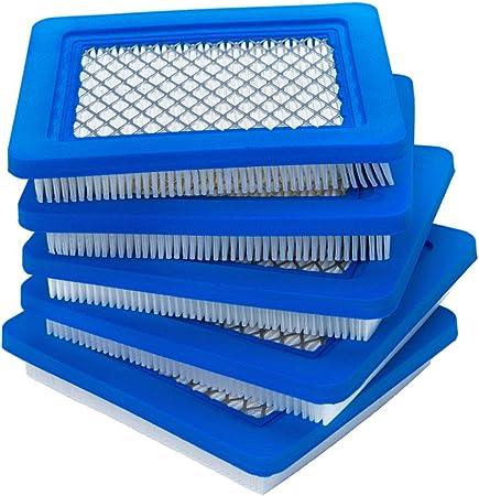 Amazon.com: HOODELL 491588s Filtro de aire, compatible con ...