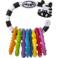 Playgro Zebra 9 Links Baby Toy