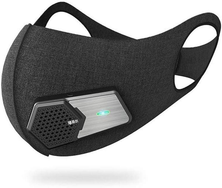 Máscaras Las máscaras de protección a Prueba de Polvo for partículas N95 respirador eléctrico Inteligente máscara por la contaminación del Aire a Prueb