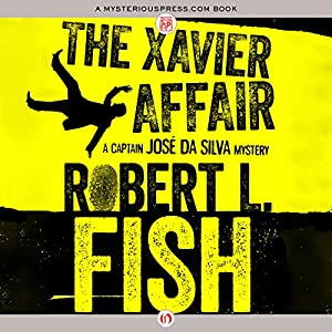 The Xavier Affair Audiobook