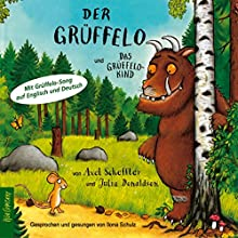 Der Grüffelo und Das Grüffelokind Hörbuch von Julia Donaldson Gesprochen von: Ilona Schulz