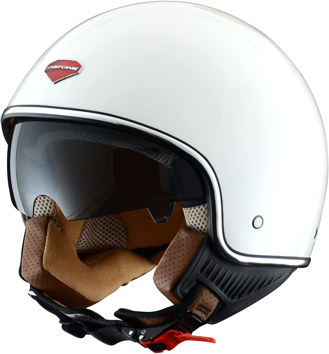 casco mini jet Astone helmets