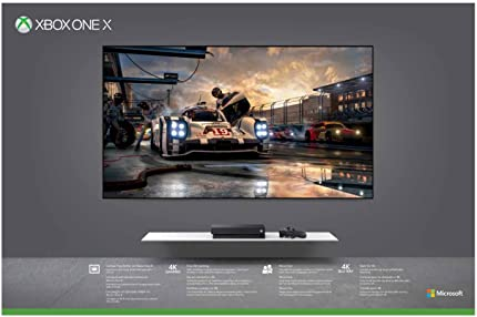 Amazon com: Xbox One X 1TB Console (Discontinued): Video Games