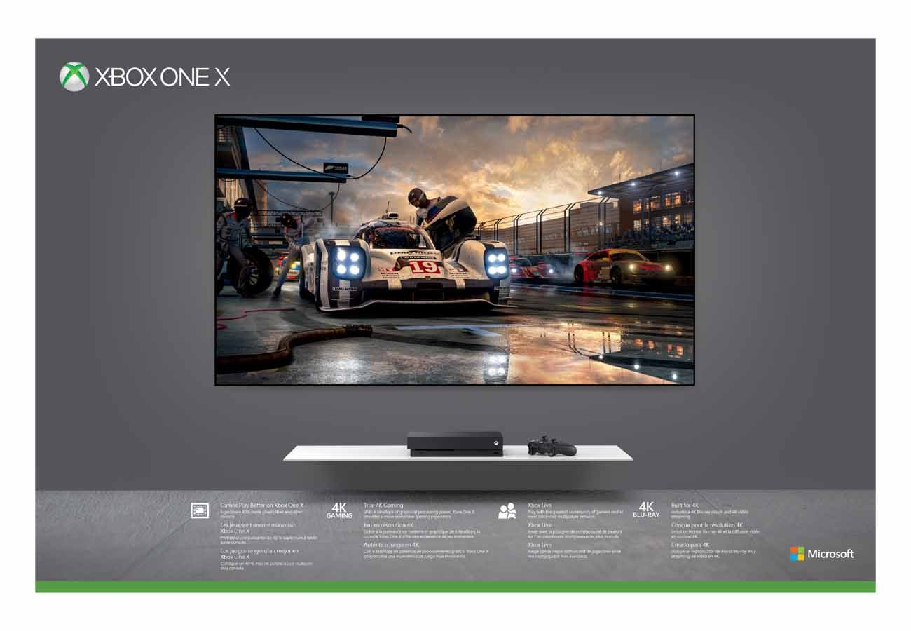Xbox One X 1TB Console (Discontinued) by Microsoft (Image #6)