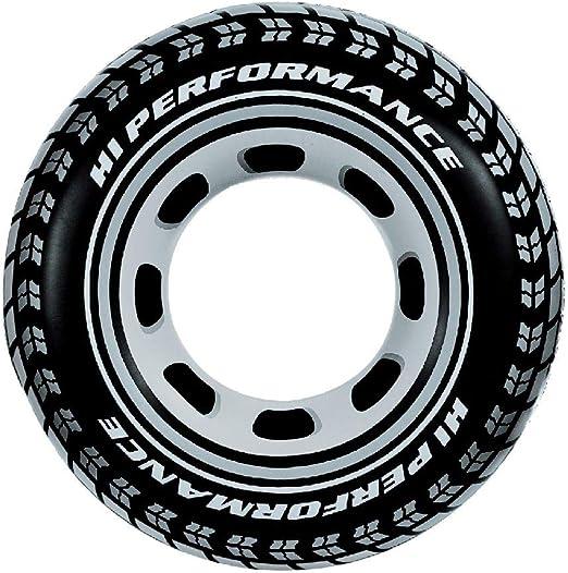 Intex 59252NP - Rueda hinchable neumático diámetro 91 cm: Amazon ...
