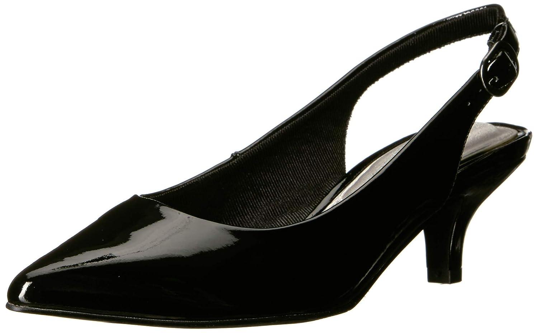 - Easy Street Damen Faye, schwarzer schwarzer Lack, 38.5 EU  Factory Outlets
