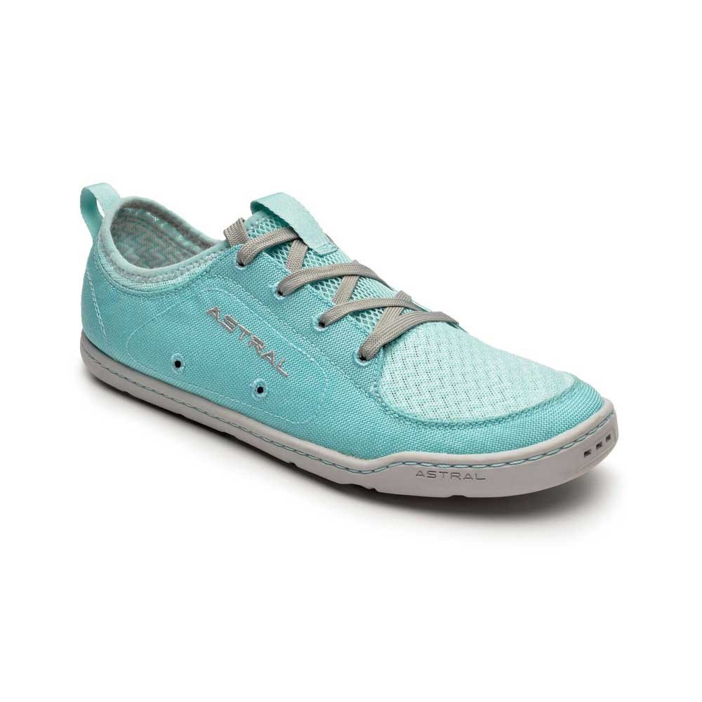 Astral Loyak Women's Water Shoe B00WUB9WQ0 9|Turquoise/Gray - 2015