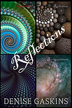 Reflections: A Math Teacher's Journal (Dot Grid Notebook with Coloring Pages) by [Gaskins, Denise]