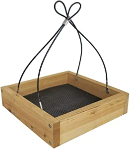 Wild Wings WWCF23 Cedar Tray Bird Feeder