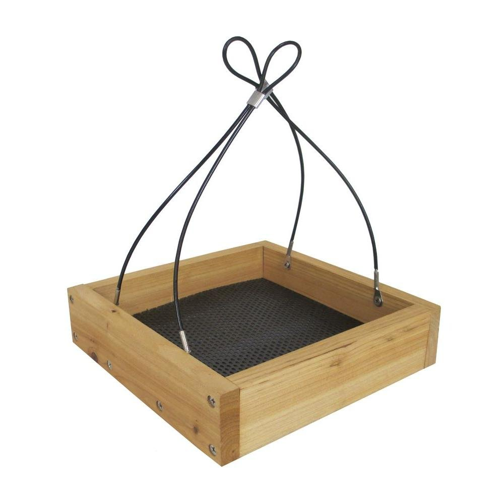 Wild Wings WWCF23 Cedar Tray Bird Feeder product image