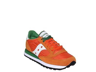 Saucony Zapatos Zapatillas de Deporte Hombres Jazz Original naranj: Amazon.es: Zapatos y complementos