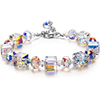Susan Y Bracelet for Women A Little Romance with Crystals from Swarovski