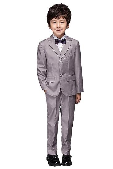 Yuanlu Juego De Ropa De Vestir Para Niño 5 Piezas