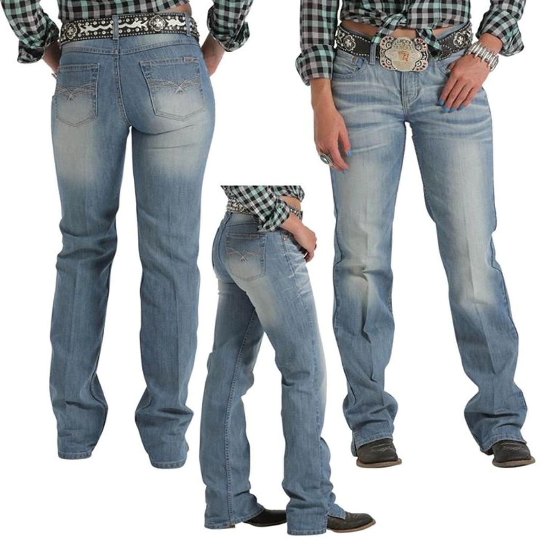 Cruel Girl Western Jeans Womens Georgia Stretch Rlx 5 Short CB54752002