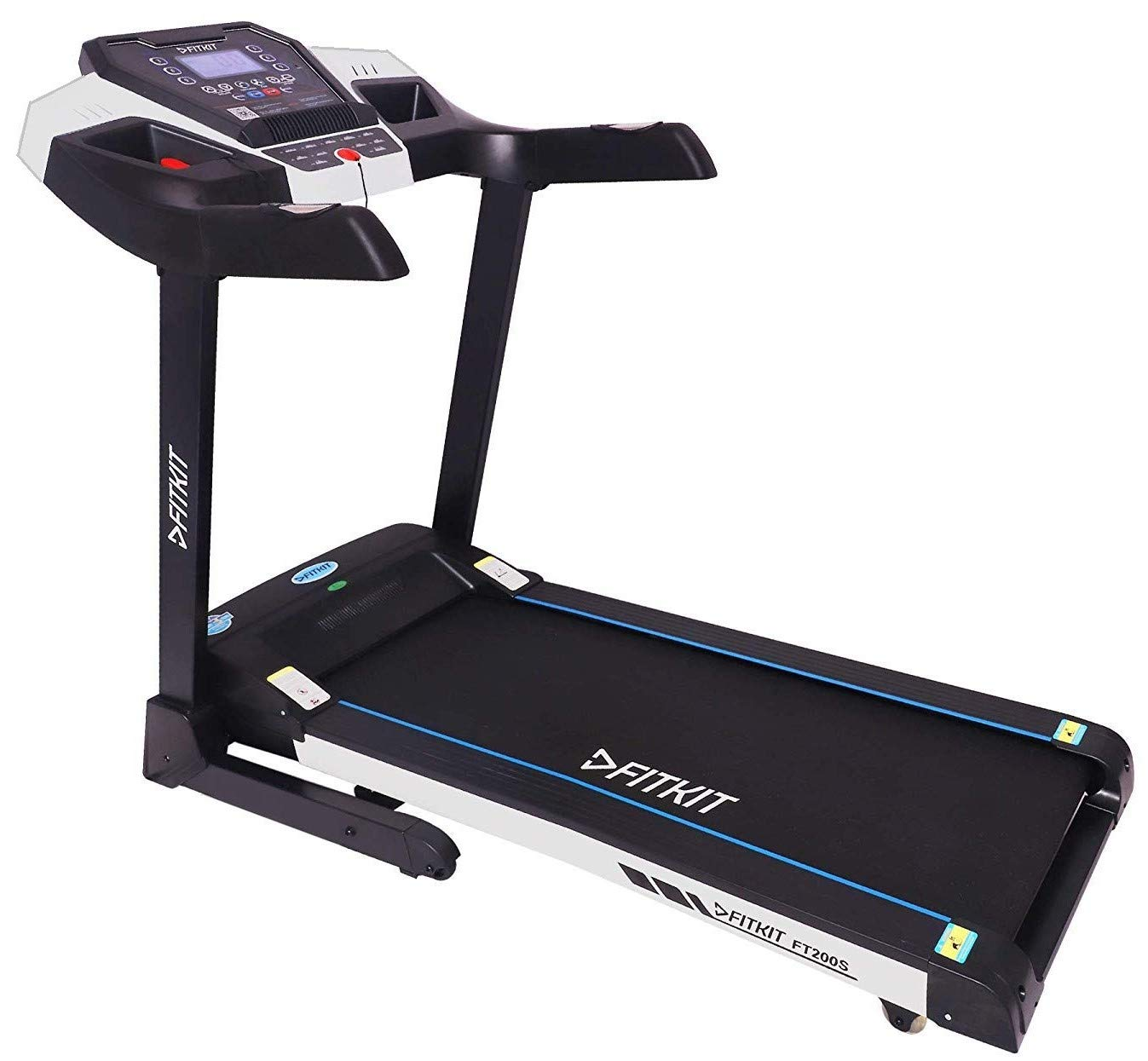 FITKIT Best Treadmills in India for home use