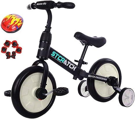 K-G Bicicleta Infantil Los niños niños de la Bici del Balance de ...