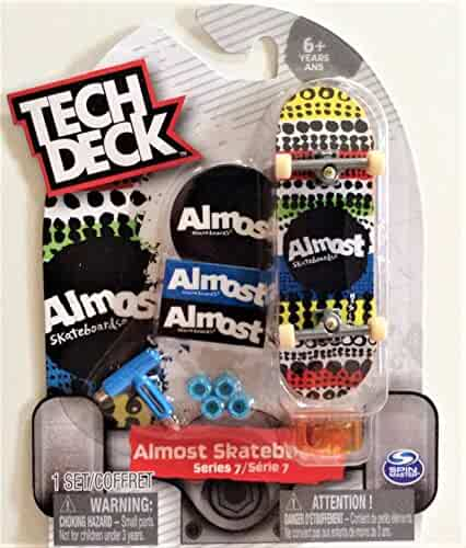 Tech Deck Series 8 Habitat Skateboards Stefan Janoski