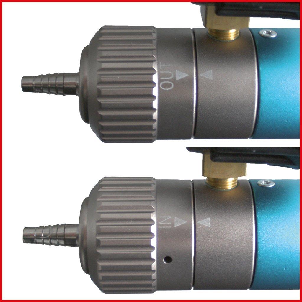 Set de 7 Piezas 7pcs KS Tools 150.1900 Pack Bomba presi/ón y depresi/ón para autom/óviles