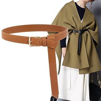 ZHANGYONG Cinturón de suéter de Todo el Partido cinturón Femenino ...