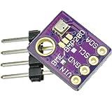 GY-bme280 High Precision Digital Sensor Breakout barometrischer Druck Temperatur Luftfeuchtigkeit Modul Board für Arduino Raspberry Pi DIY I2 C SPI 5V (1PCS)