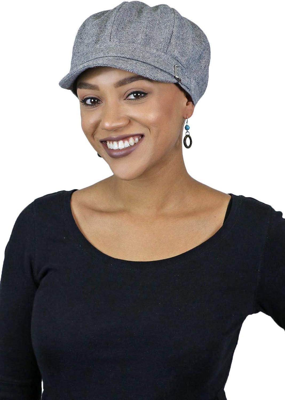Newsboy Cap Cancer Headwear...